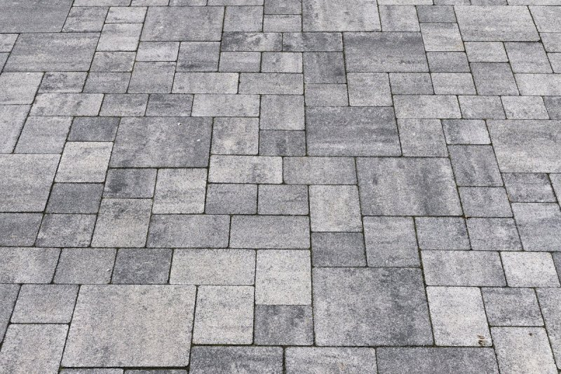stone paving floor