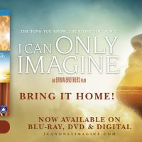 I Can Only Imagine - DVD and Blu-ray Now