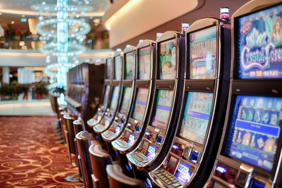 Casinos, Gambling, Games