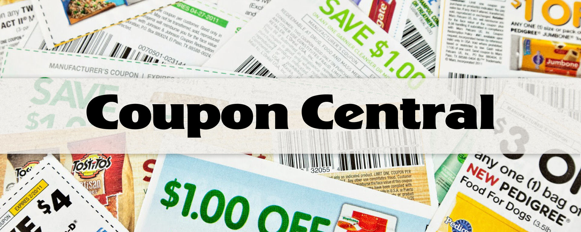 Coupon Central