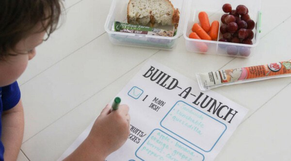 Week 188 22 Easy Kindergarten Lunch Ideas from Eat Drink and Save Money