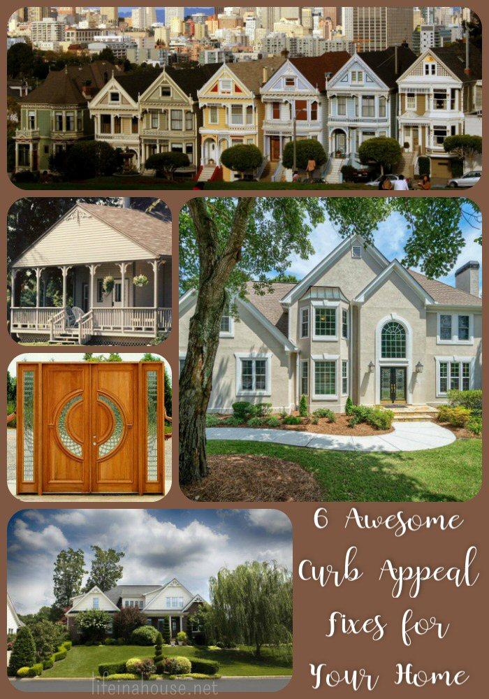 6 Curb Appeal Fixes