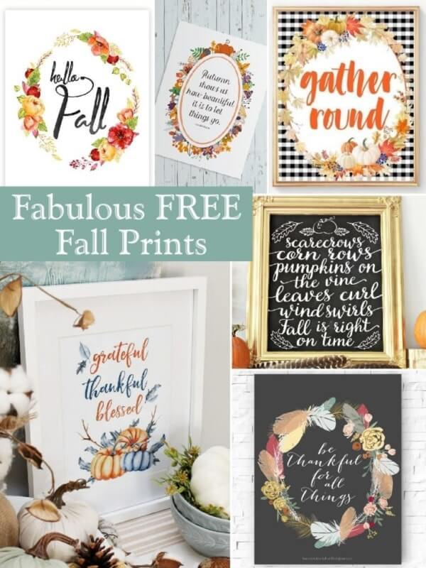 Week 196 - Free Fall Printables from The Scrap Shoppe Blog