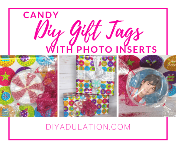 Week 205 - Candy DIY Gift Tags from DIY Adulation