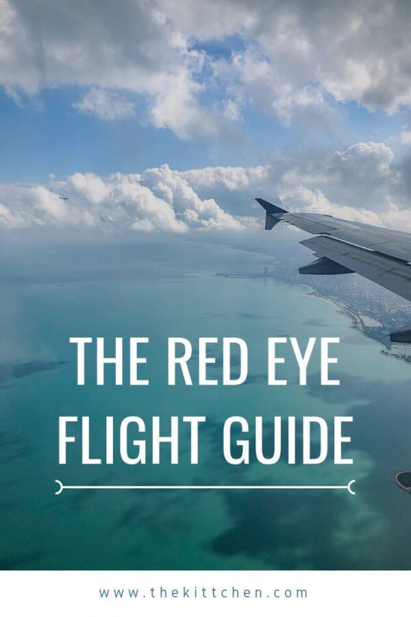 Week 211 - The Red Eye Travel Guide from The Kittchen