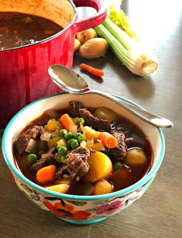 Week 215 - Beef Stew from Lou Lou Girls