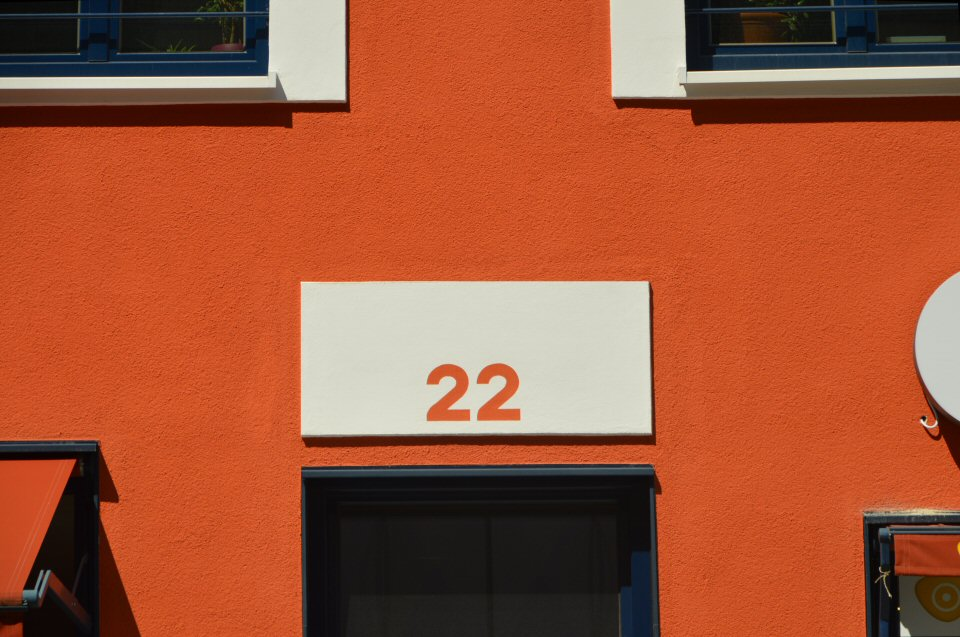 Upgrade Your House Number
