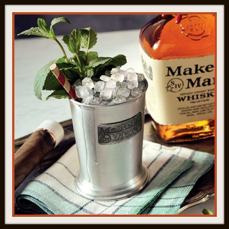 Maker's Mark Mint Julep Recipe