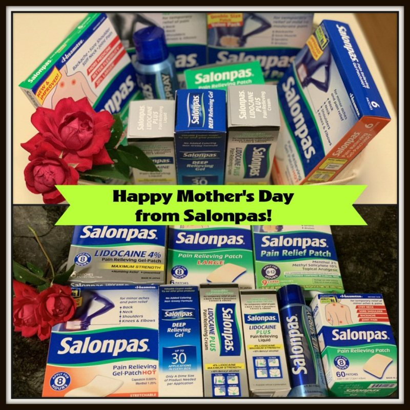 salonpas mother's day gifts