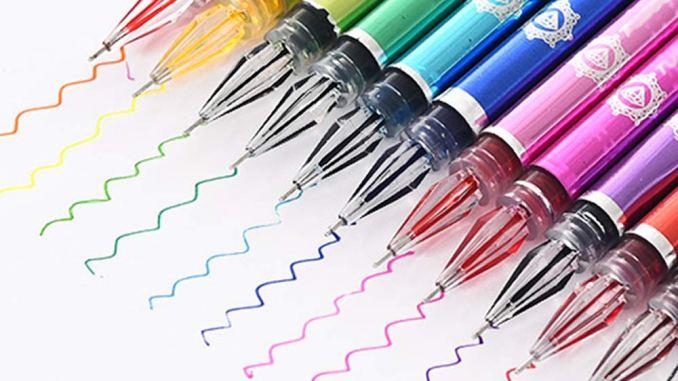 Happlee 0.5mm Fine Point Gel Pens