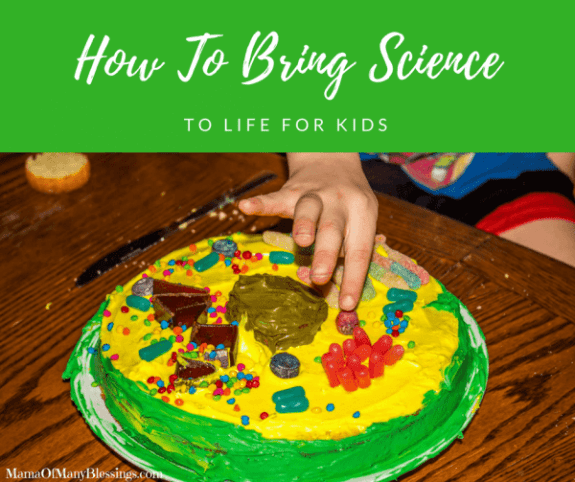 Week 239 How to Bring Science to Life for Kids from Mama of Many Blessings