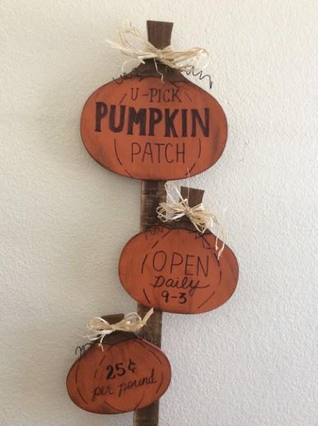 Week 243 Pumpkin Patch Trivet from Fresh Vintage by Lisa