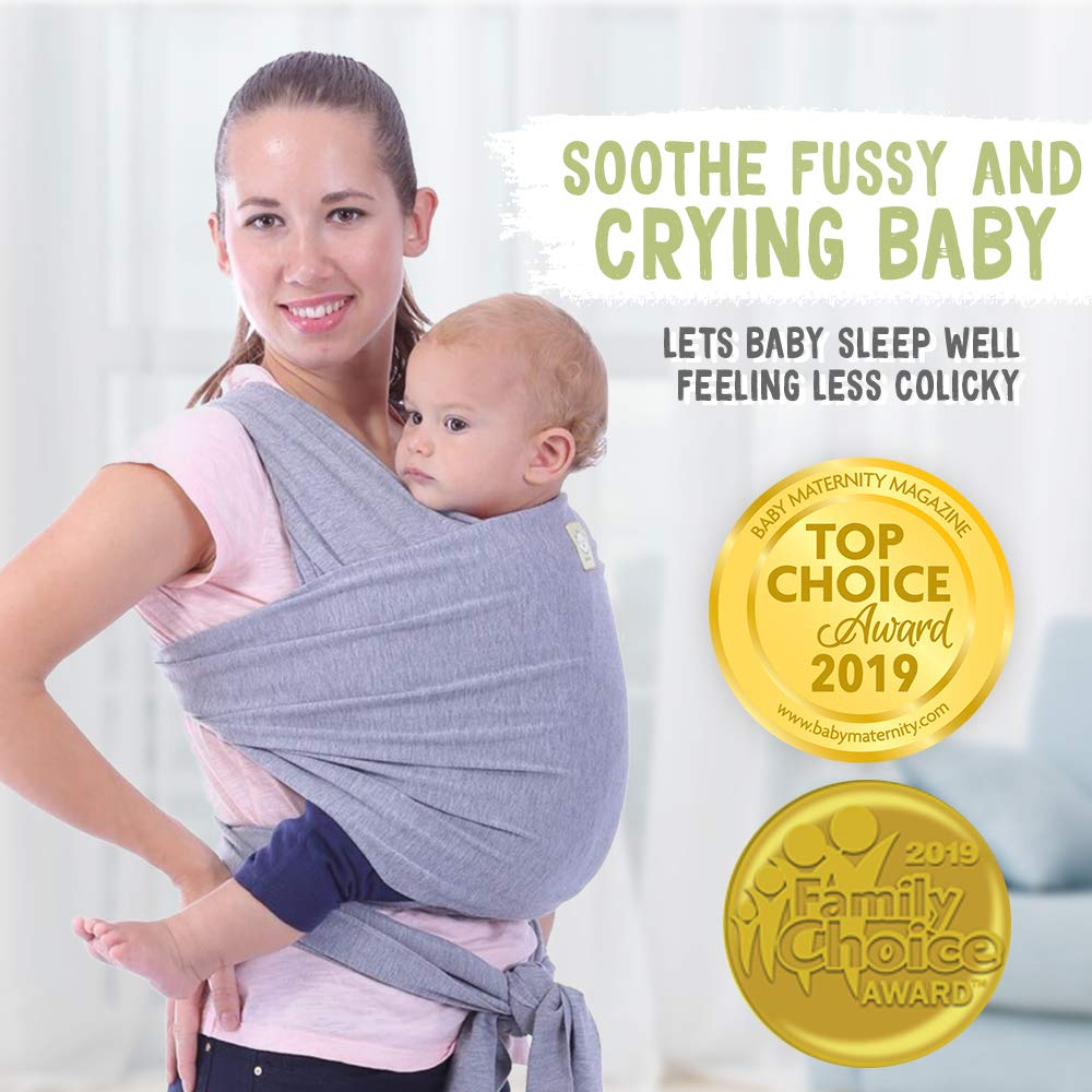 soothe a fussy and crying baby