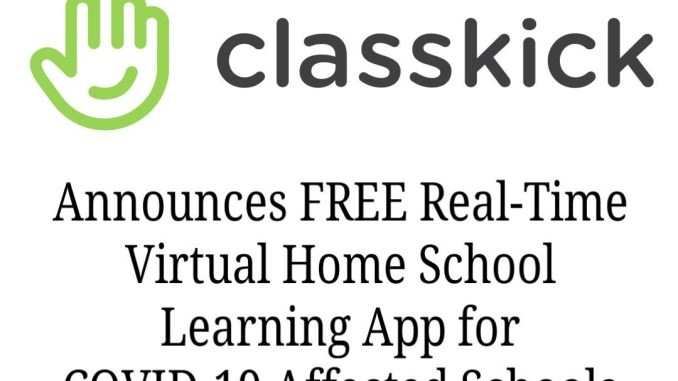 life in a house classkick virtual home school learning app