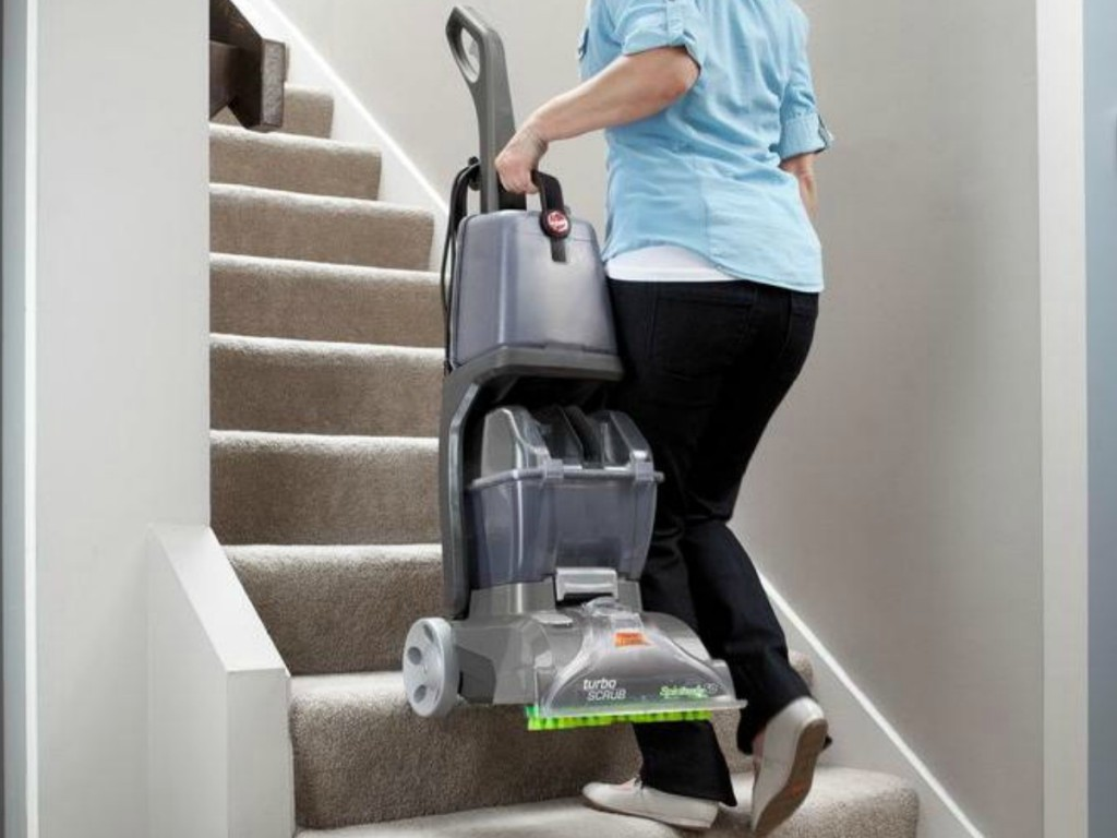 shampooing your carpets