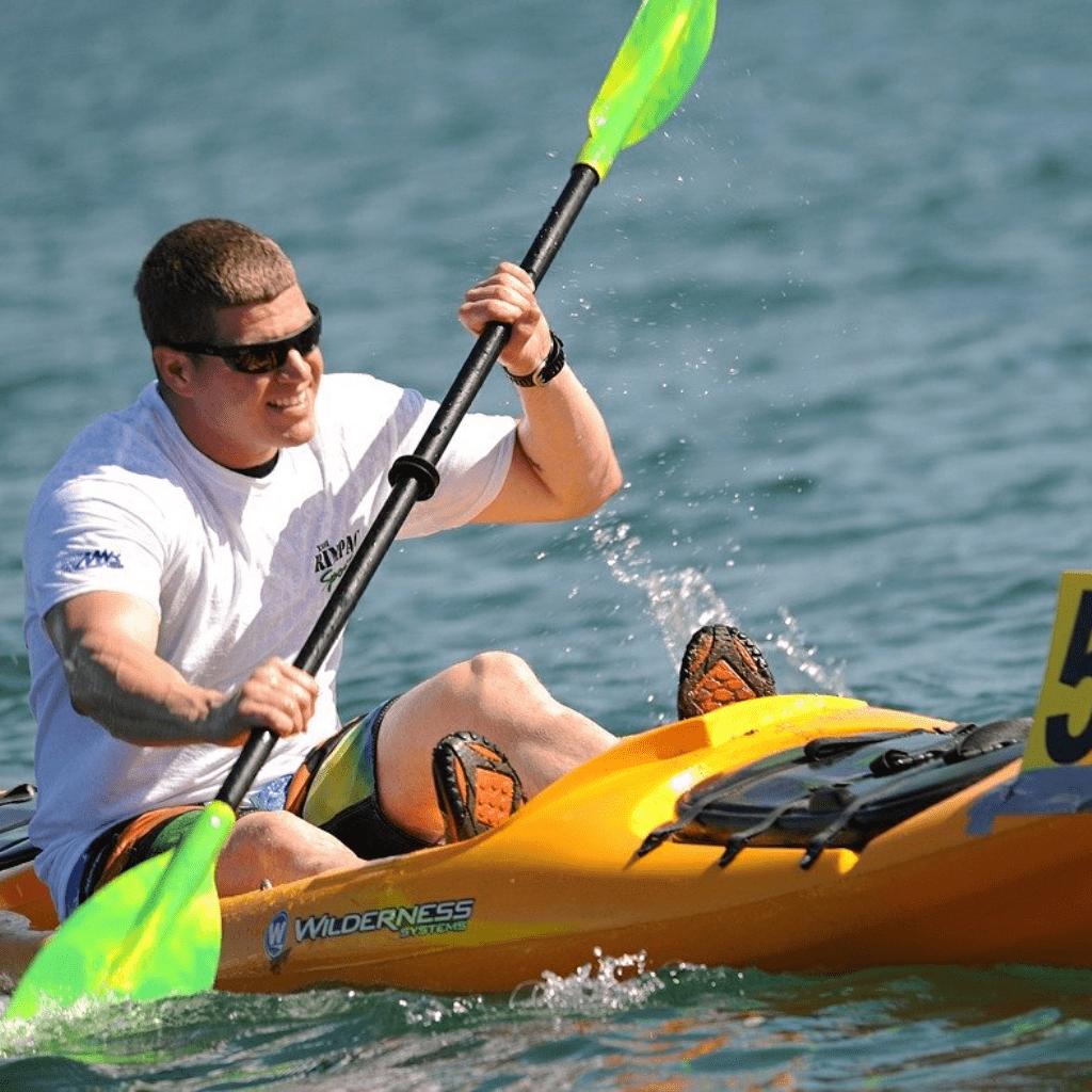 cardio kayaking