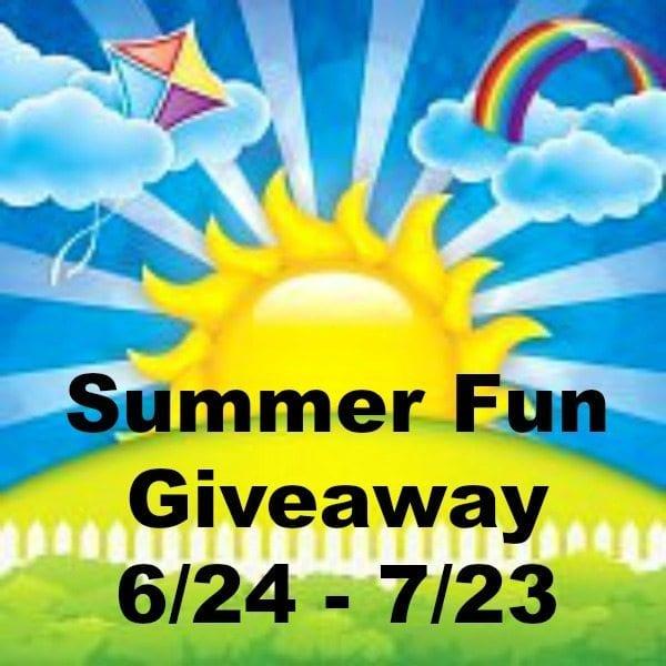 summer fun giveaway