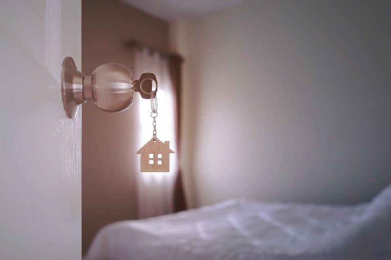 new home keychain room