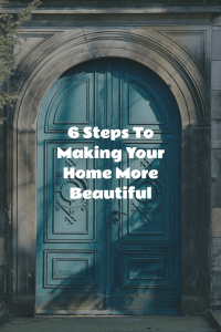 make your home more beautiful