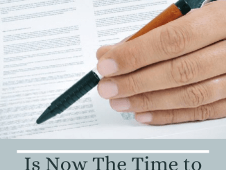when is the right time to apply for a bad credit mortgage