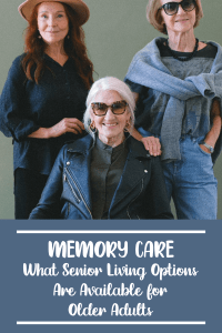 Memory Care: What Senior Living Options are Available for Older Adults