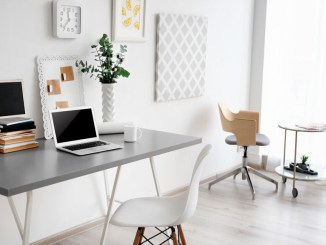professional cleaners advice on cleaning your home office