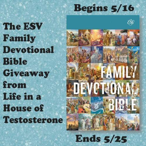 ESV Family Devotional Bible Giveaway