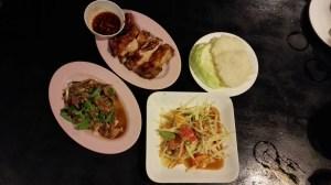 Thai Food Van