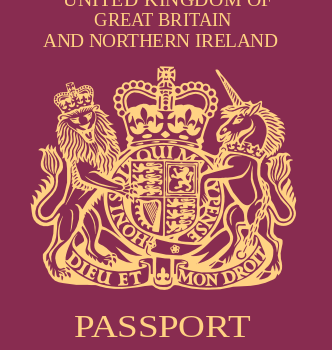 UK passport renewal Bangkok