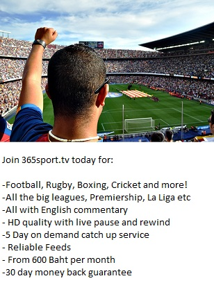 Sports 365 Tv Advert Life In A New Country