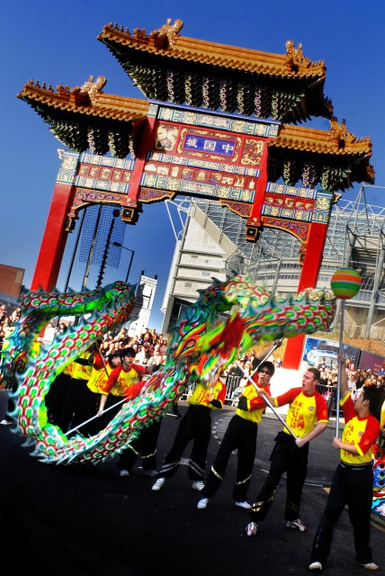 chinese new year newcastle