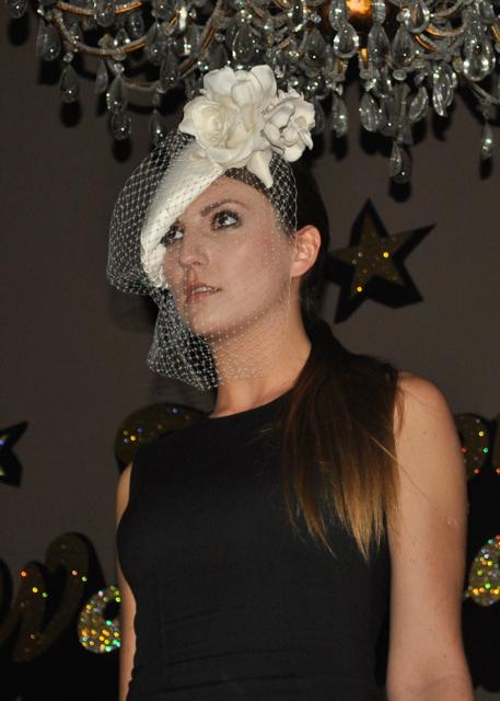 Newcastle Fashion Week Hat
