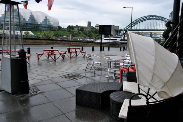 waterline patio