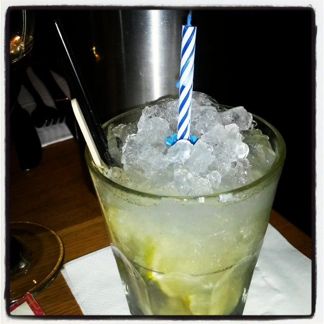 Birthday Cocktails