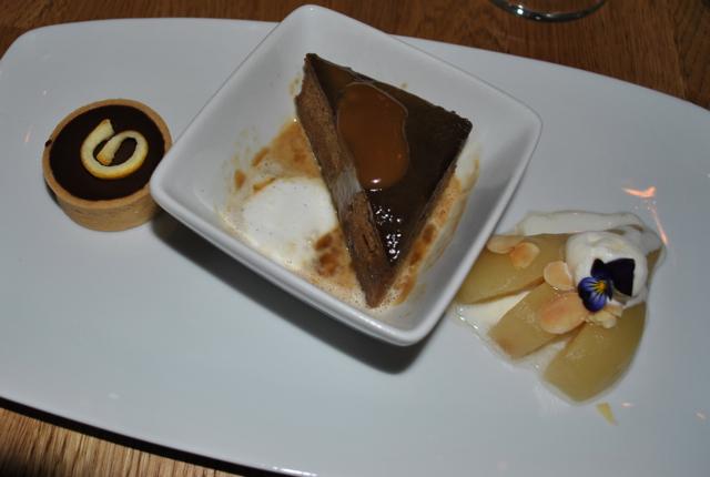 The Bank , gateshead, low feel restaurant, rachel blogger puddings desserts