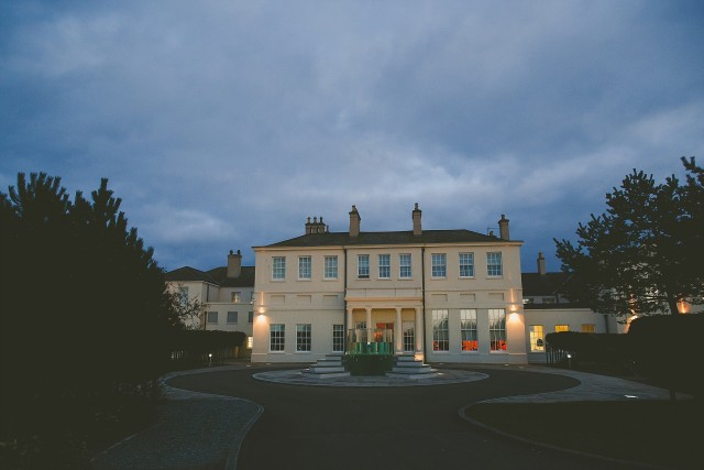 The stunning Seaham Hall is worth travelling out of town for. Credit: http://www.gavinforsterphotography.co.uk