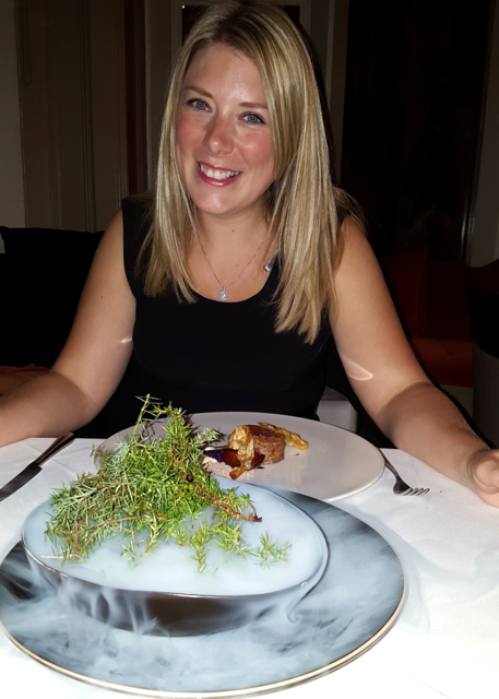 venison jesmond dene house tasting menu newcastle restaurant