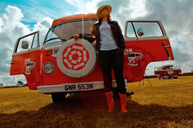 Me with my favourite VW