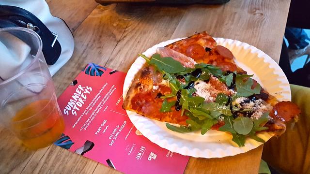 Pizza slice newcastle