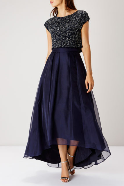 The Iridessa High Low Skirt