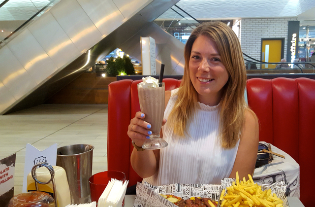 blogger reviews smash burger newcastle eldon square