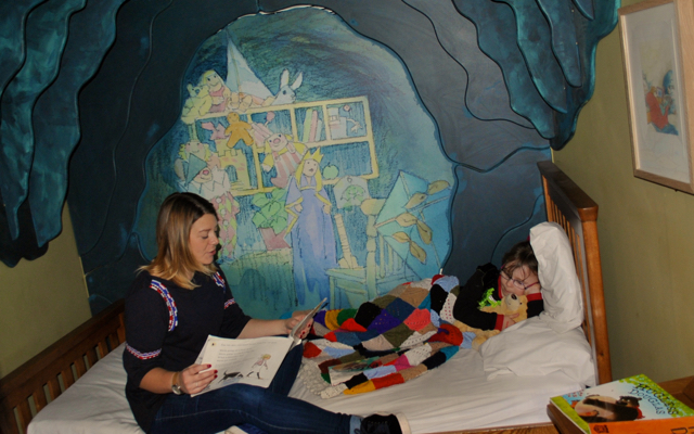 Sensory Stories for Under 4's at Seven Stories