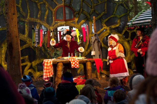 festive events north east