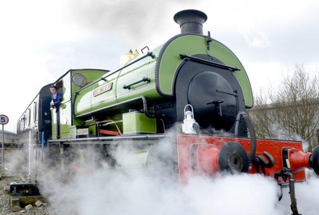 Steam Train Rides North Tyneside