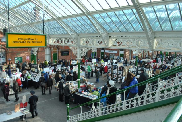 markets in north east england