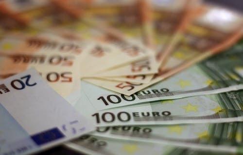 Fake euros