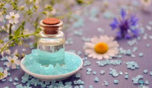 essential oils for a spa in italy