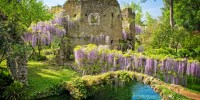 The Gardens of Ninfa