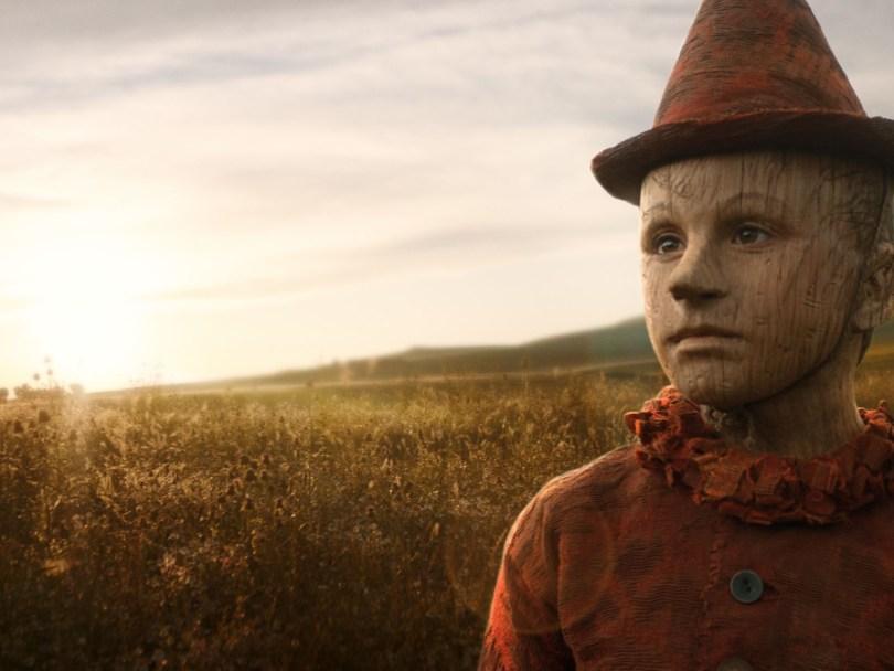 Pinocchio english