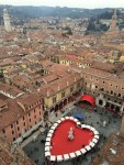 A romantic Valentine's day in Italy